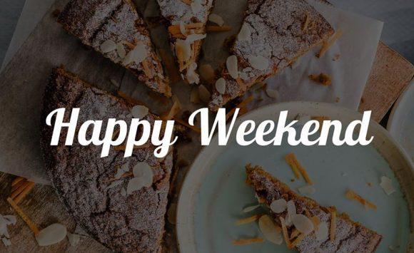 Happy Weekend viikonloppupaketit